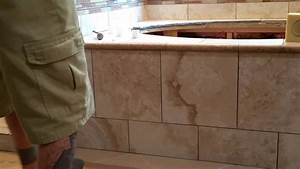 Tiled magnetic access panel k nardonecustomtilework youtube for Tiled access panels bathroom