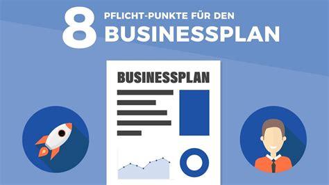 wie erstelle ich einen businessplan yenimahallehem