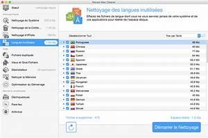 Nettoyer écran Mac : comment nettoyer son mac movavi mac cleaner ~ Melissatoandfro.com Idées de Décoration