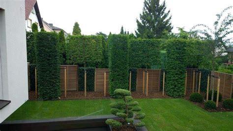 Garten Trennwände Sichtschutz Beispiele by Moderner Sichtschutz Im Garten News Informationen Und