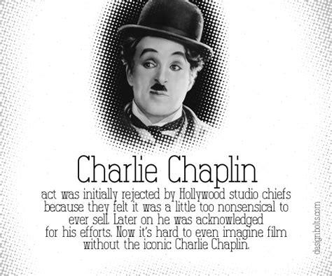 Charlie Chaplin Famous Failure1 Failure Stories Behind The