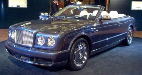 Full List Of Bentley Car Models