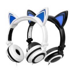 cat ear headphones home fanschest