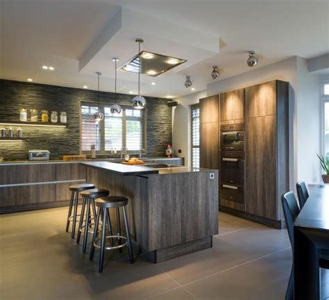 Decoration Interieur Chalet Moderne Id 233 Es Cuisine Focus Sur La Cuisine Chalet Moderne