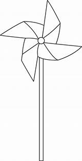 Pinwheel Clipart Coloring Clip Line Pinwheels Windy Colorable Outline Windmill Wheel Sweetclipart Transparent Clipground Webstockreview Arrow sketch template