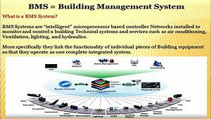 Bms   Building Management System  Training With Diagram In