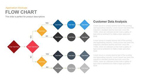 flow chart powerpoint template  keynote