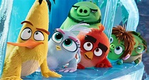 """'The Angry Birds Movie 2"""" review: Birds and pigs -- mortal ..."""