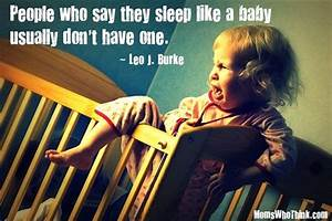 Sleep Like A Baby Quotes. QuotesGram