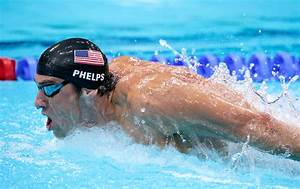 Michael Phelps of the United States « CBS Philly