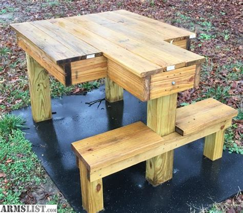 bench for sale armslist for sale treated wood ambidextrous shooting bench