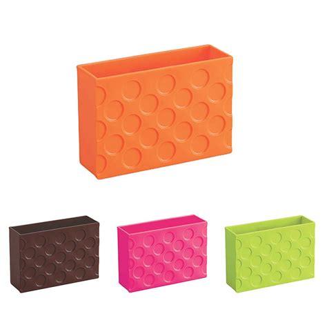 Magnetic Storage Bins Cabinet Ideas