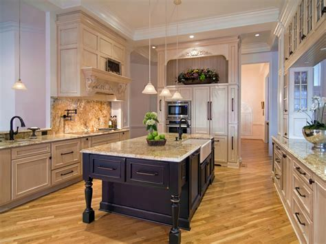 Elegant Old World Kitchen Hgtv
