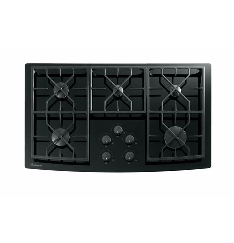 ge monogram  gas  glass cooktop zgukbkbb ge appliances