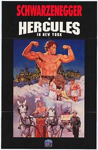 Hercules in New York Movie Posters From Movie Poster Shop