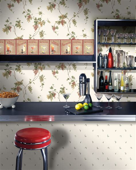 papier de cuisine nouvelle collection papiers peints et frises pour
