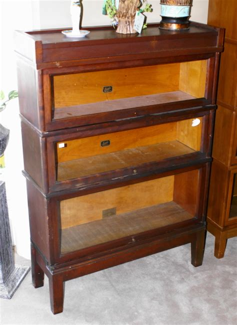 barrister bookcase for sale walnut three stack lawyer or barrister bookcase for sale