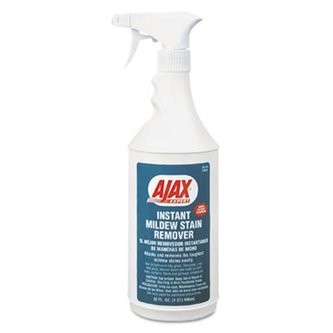 ajax professional bathroom cleaner mould remover trigger ajax 174 expert rtu instant mildew stain remover candor