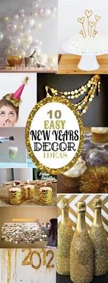 10 easy new years decorating ideas sohosonnet creative