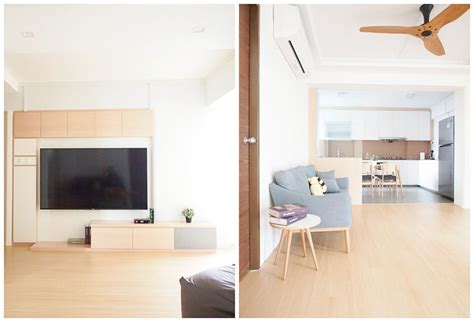 Yc And Ling's Japanese-inspired Minimalist Home