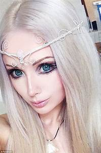 Human Barbie Valeria Lukyanova appears in video with her ...