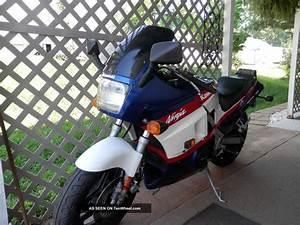 Oldie But Goodie  1986 Kawasaki Zx600r