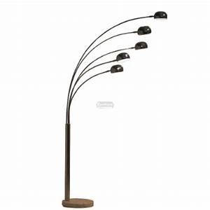 5 arm floor lamp in chrome furniture mill outlet With 5 arm chrome floor lamp