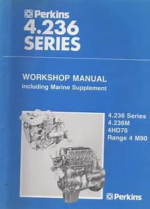 Perkins 4 236 Workshop Manual