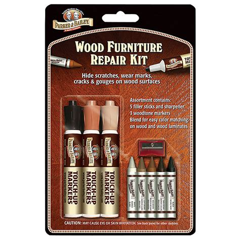 parker bailey furniture repair kit dustpic