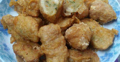 resep tahu goreng isi bakso aymud oleh arika cookpad