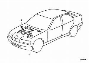 Original Parts For E36 328i M52 Cabrio    Engine Electrical