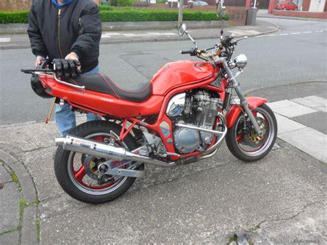 97 Suzuki Bandit 600 bikepics 1997 suzuki bandit 600