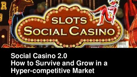 casino si鑒e social social casino 2 0 deck from casual connect amsterdam 2014