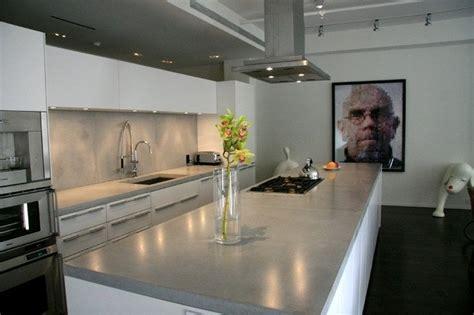 cocinas de cemento  ideas  fotos