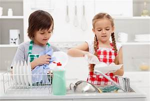 Kids & Housework: Chores Create Responsible Children