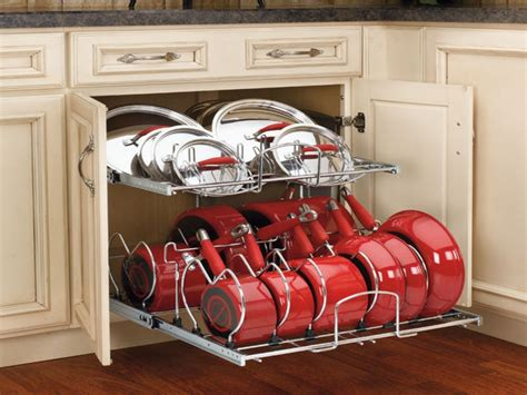 kitchen pan storage ideas kitchen pot organizer kitchen pots and pans storage ideas