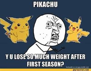 Pikachu Puns