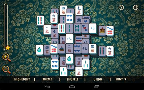 mahjong solitaire games for android free download