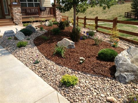 xeriscape ideas for front yard colorado front yard xeriscape google search yard pinterest front yards yards and google