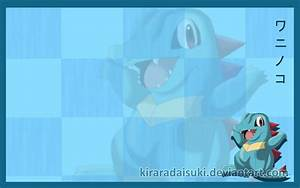 Totodile Wallpapers - Wallpaper Cave