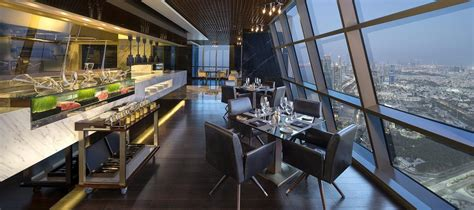 rays grill restaurant contemporary steakhouse  abu