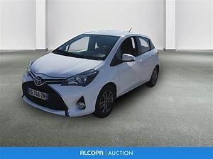 Toyota Yaris Dynamic Business : toyota yaris business lca 2016 yaris 69 vvt i dynamic lyon alcopa auction ~ Medecine-chirurgie-esthetiques.com Avis de Voitures