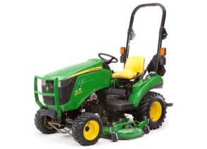 3 tier stand sub compact utility tractors 1025e deere ca