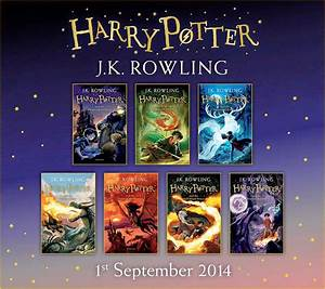 New Children's Edition Harry Potter Books Available Now ...
