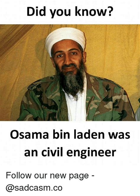 Osama Bin Laden Memes - 25 best memes about did you know did you know memes