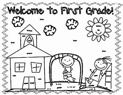 Grade Coloring Pages Second Math 2nd Printable