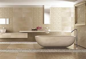 Bodenfliesen Für Badezimmer : bad modern beige alle ideen f r ihr haus design und m bel ~ Sanjose-hotels-ca.com Haus und Dekorationen