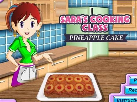 Sara Cooking Games  Play Free Games Online