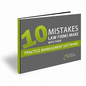 Accellis Technology Group | 10 Mistakes Law Firms Make ...