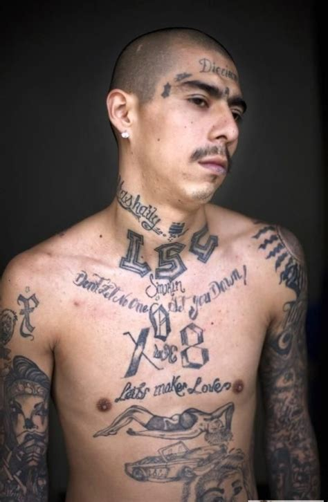 dark  real prison tattoo designs